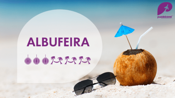 Holidays in Albufeira