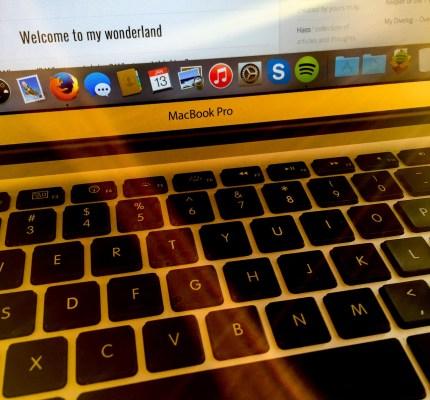 Reorganizing my digital universe