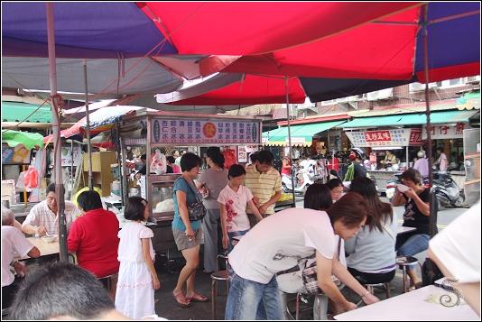 彰化-鹿港-發記粉粿冰 | 沙拉麵@田園生活