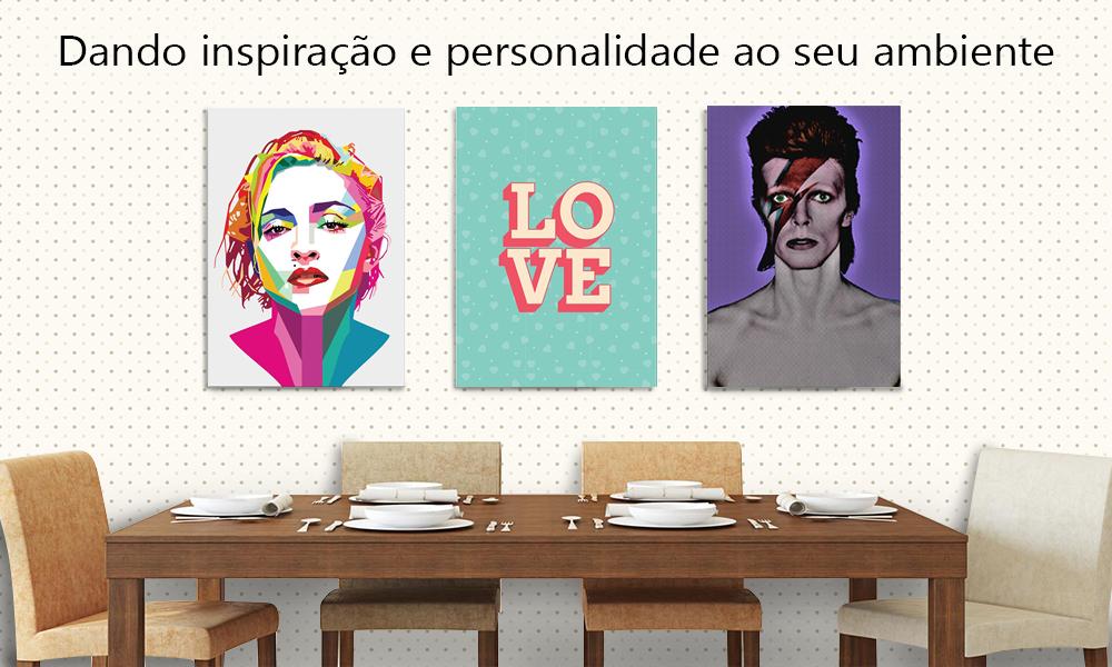 Inspiraçao e Personalidade