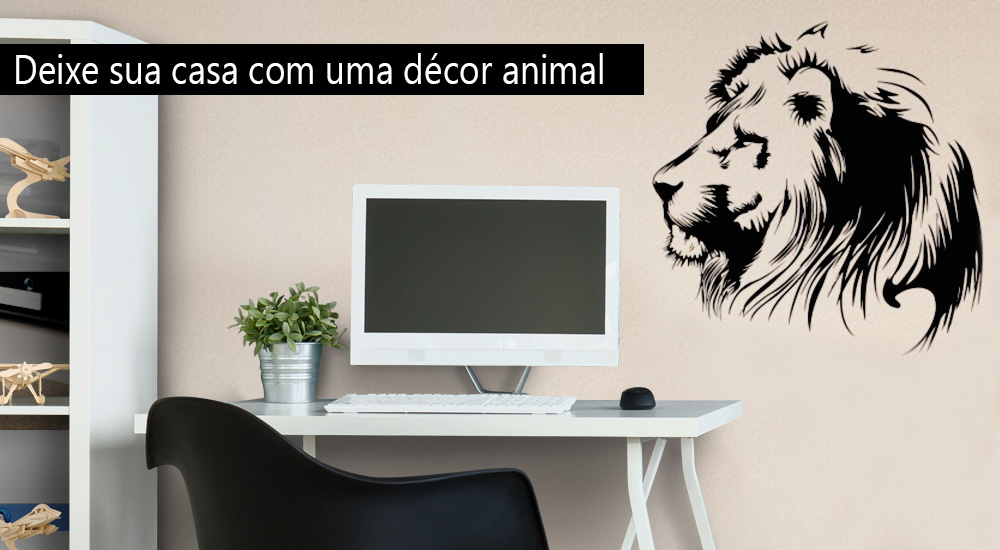 decoracao animal