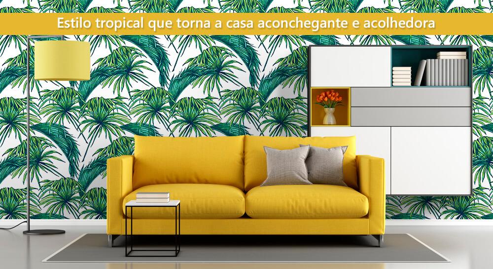 Estilo tropical