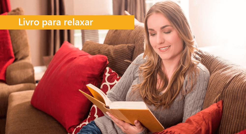 Livro para relaxar
