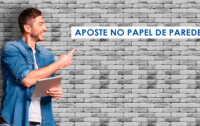 Dica: Como aplicar papel de parede