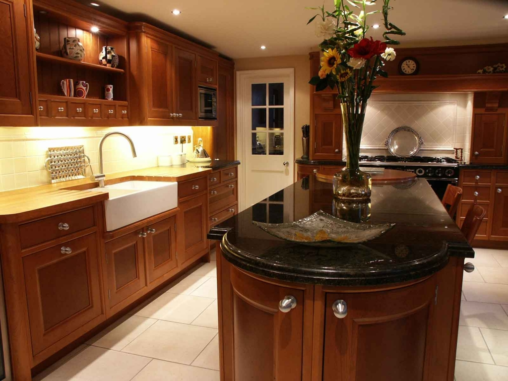 3 Crucial Steps to Designing A Kitchen - Abode on Bathroom Ideas With Black Granite Countertops  id=18520