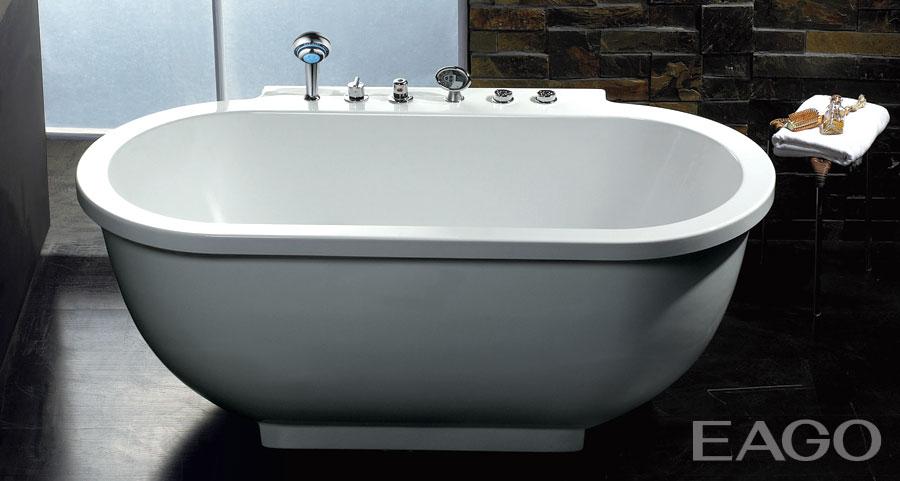 The Fully Loaded Bathtub Abode