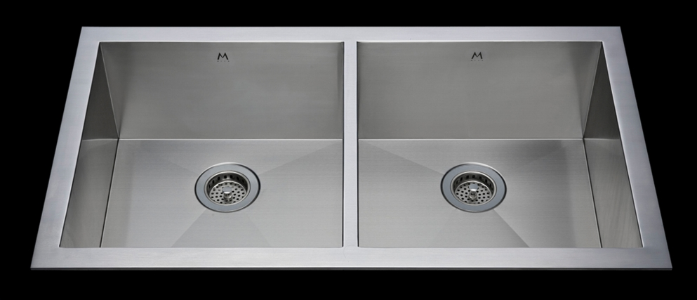 The Only Authentic Flush-Mount Sink