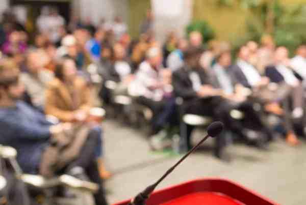 Giadha Aguirre De Carcer speaks at Marijuana Investor Summit Workshop