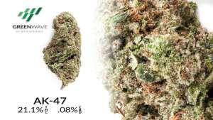 AK-47 marijuana strains