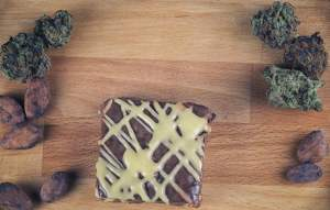 medical pot brownies