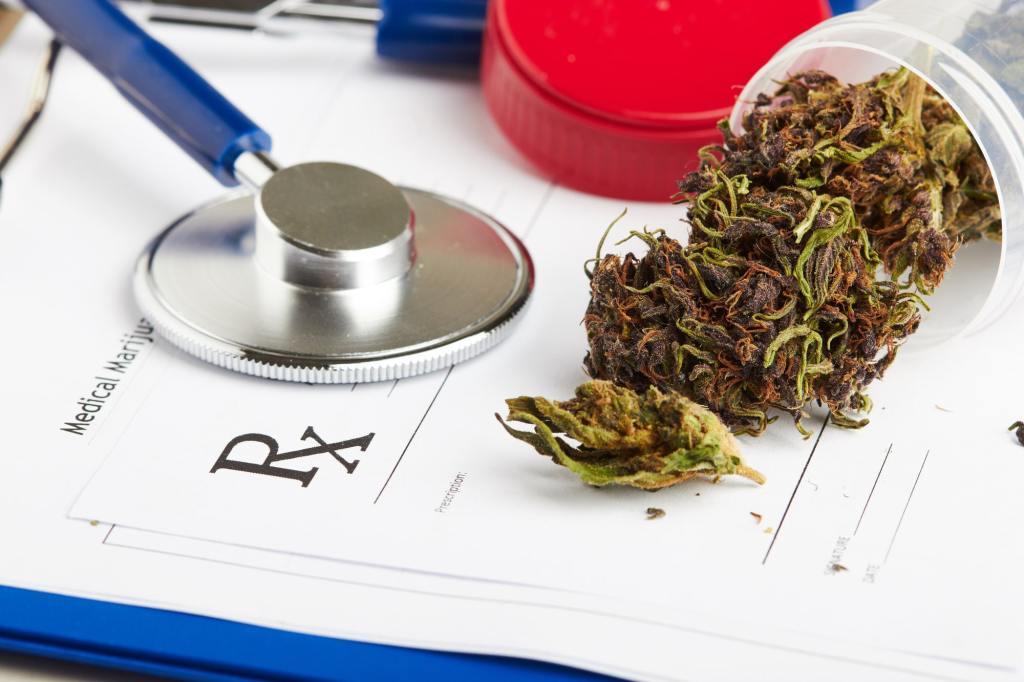 medical marijuana for dementia