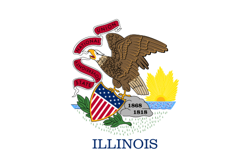 Illinois cannabis consulting flag