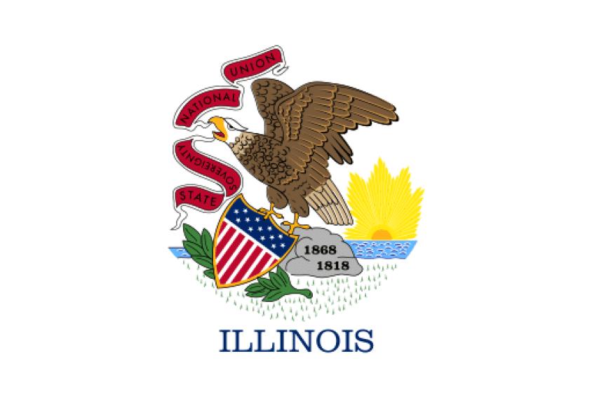 Illinois cannabis consulting flag