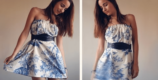 robe facile tutoriel diy