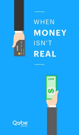 Money isn't real | Qube Money Blog