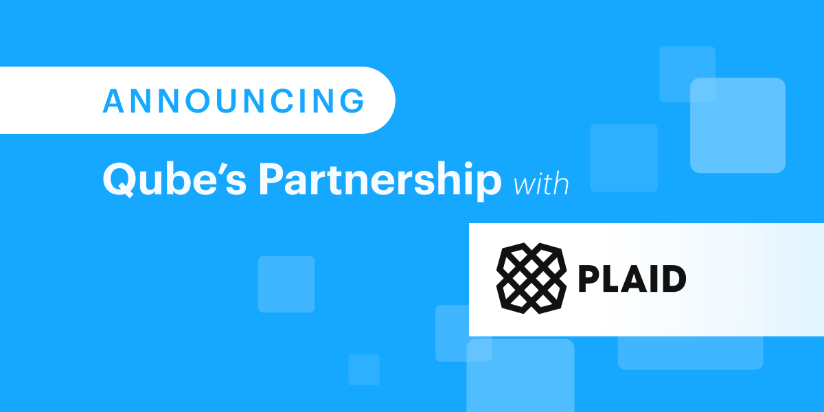 Qube Money Integrates With Plaid for Improved Budgeting