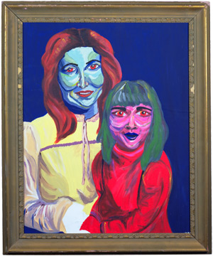 Mama and Babe, Museo de Arte Feo