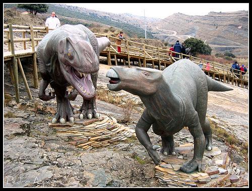 Enciso - Dinosaurios en La Rioja