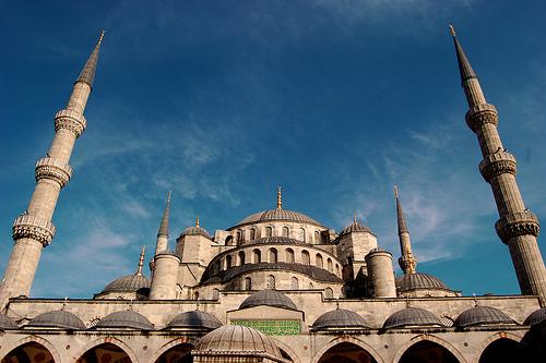 La Mezquita azul (Estambul)