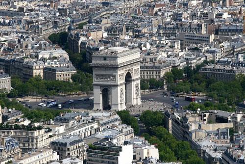 Arco de Triunfo (París)