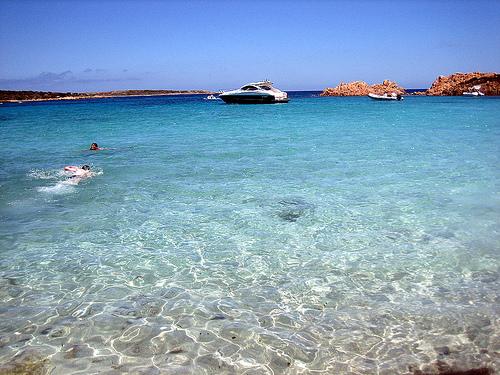 Isla Caprera (Cerdeña)