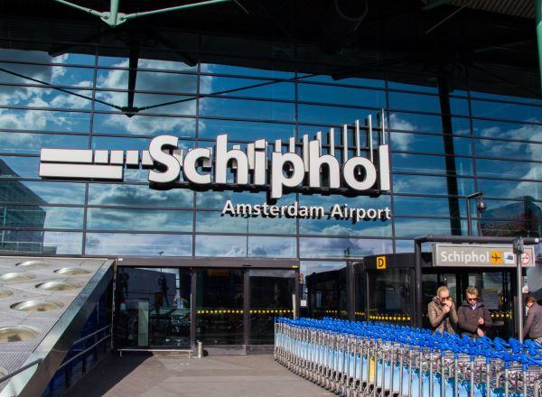 Aeropuerto Amsterdam