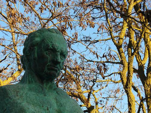 Estatua de Francisco de Goya (Fuendetodos)