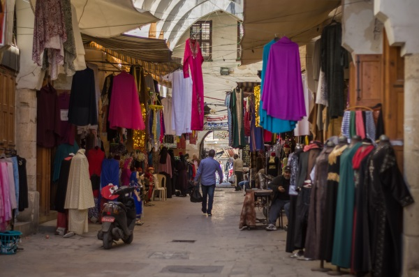 Zoco de Tanger