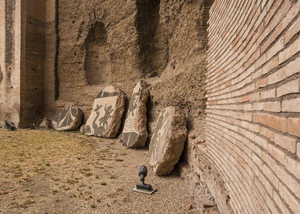 Ruinas de las Termas de Caracalla