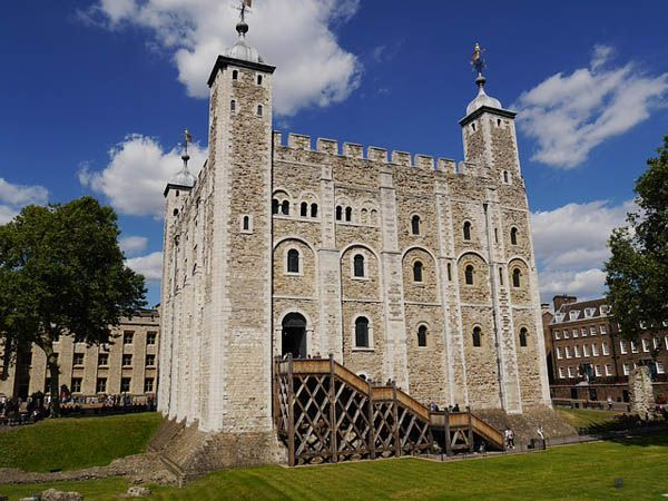 Visita a la Torre de Londres