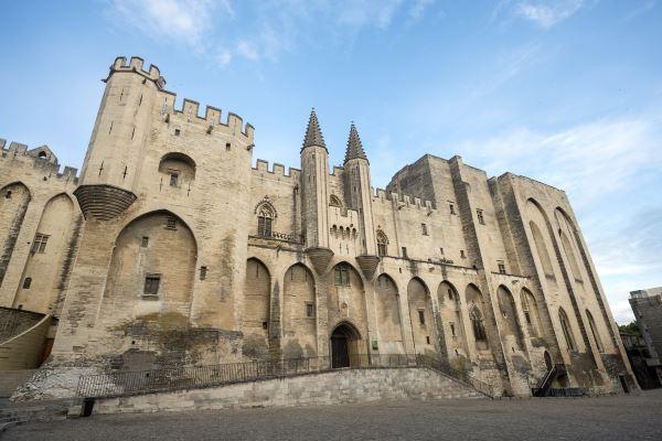 Palacio de los papas