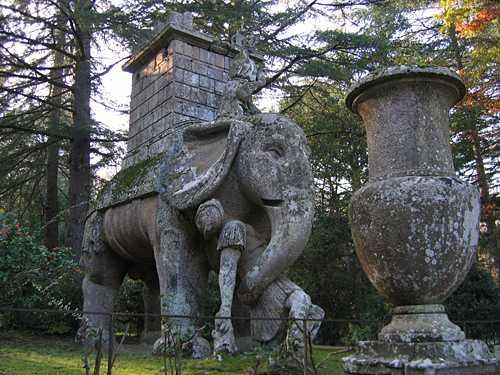 Elefante de la guerra de Aníbal
