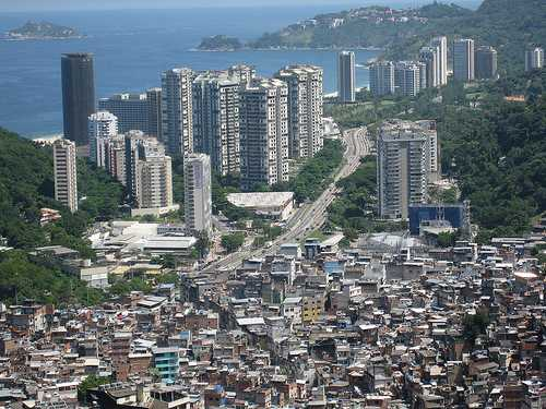 Rocinha (Favela de Río de Janeiro)