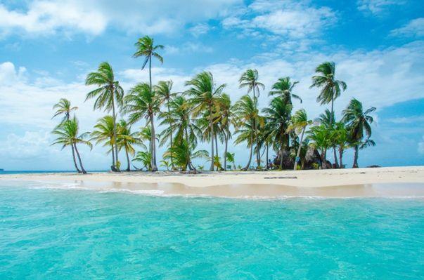 Isla de San Blas Panamá
