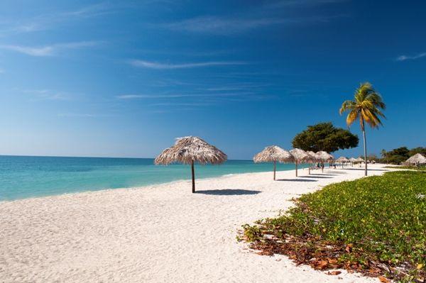Playa en Varadero