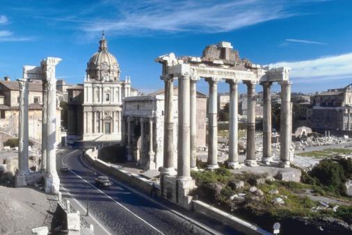 Visita al Estadio Olímpico de Roma