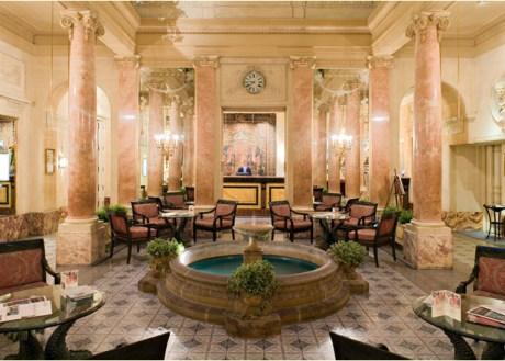 Hotel Beau Rivage, Ginebra, Suiza