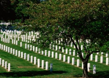 Cementerio Nacional de Arlington (Washington)