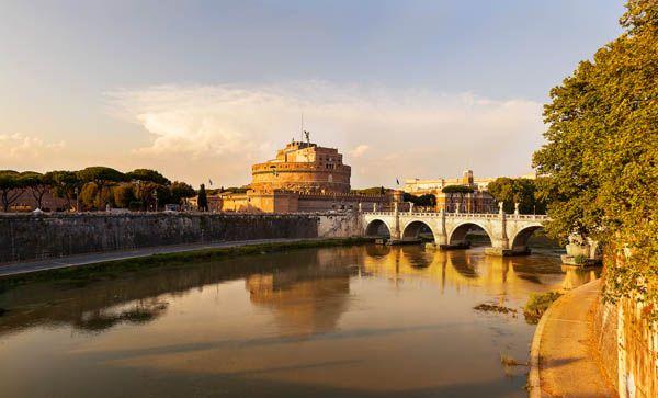 Castillo del santo Ángel en Roma