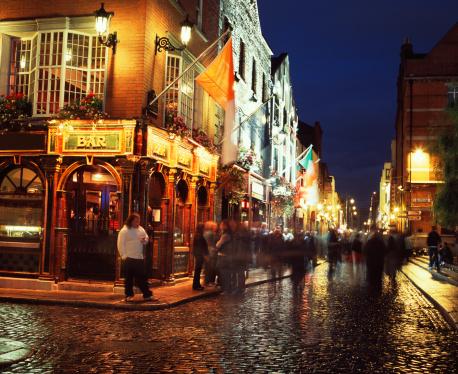 Calles de Dublin