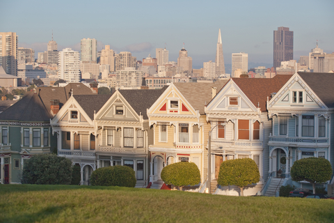 Casas victorianas