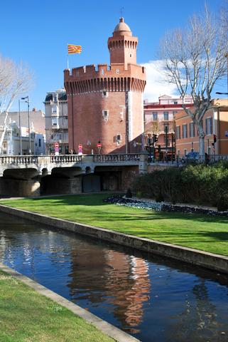 Castillo de Perpiñán