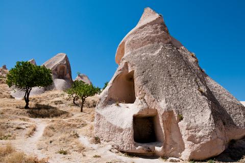 Cuevas de la Capadoccia