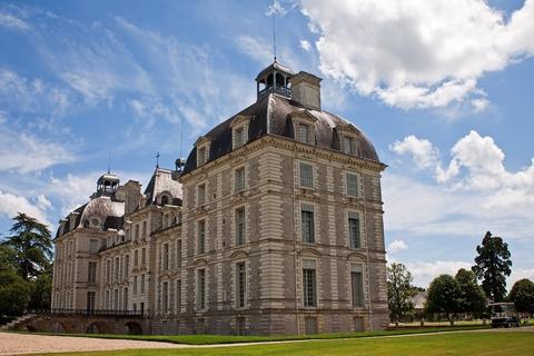 Castillo Cheverny, Orleans