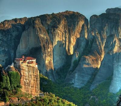 Monasterio de Meteora