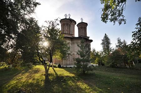 Monasterio Snagov