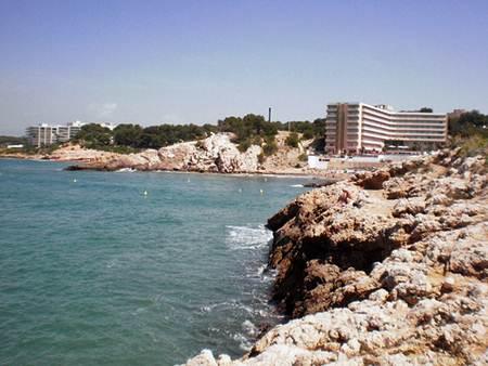 Playas en Salou