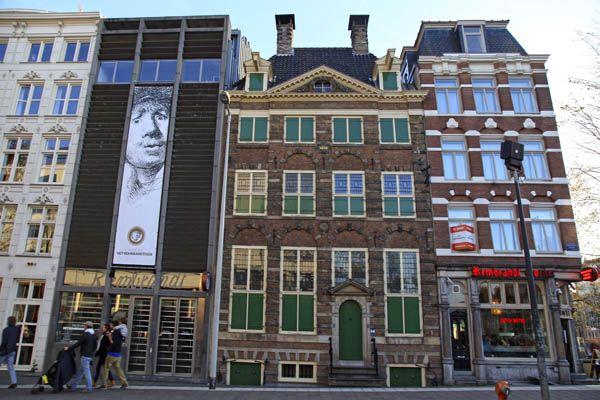 Museo Rembrandt de Ámsterdam
