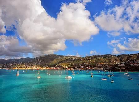 St John en el Caribe