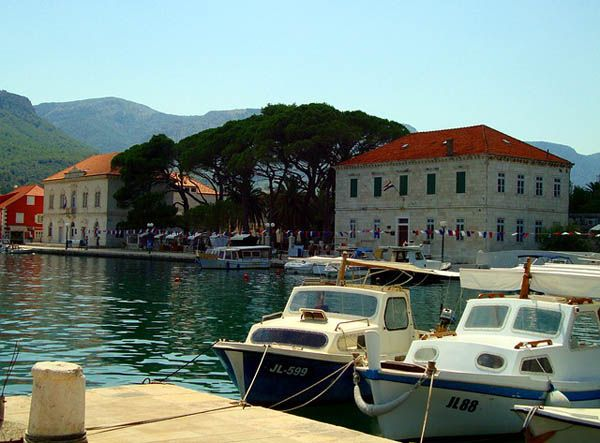 Isla de Hvar Croacia